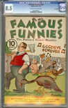 Famous Funnies #40