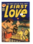 First Love Illustrated #10