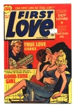 First Love Illustrated #16