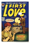 First Love Illustrated #8