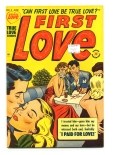 First Love Illustrated #9