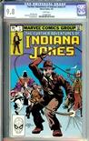 Further Adventures of Indiana Jones #1