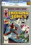 Further Adventures of Indiana Jones #5