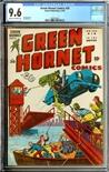 Green Hornet Comics #30