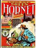 Green Hornet Comics #3