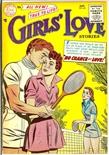 Girls' Love Stories #36