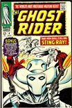 Ghost Rider (60s) #4