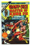 Master of Kung Fu Giant-Size #4