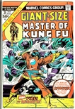 Master of Kung Fu Giant-Size #3