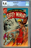 Ghost Manor #10