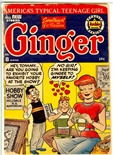 Ginger #8