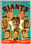 Thrilling True Story of the Baseball Giants #1