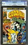 Godzilla #14