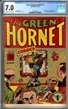Green Hornet Comics #6