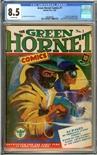 Green Hornet Comics #1