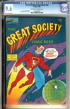 Great Society Comic Book #1