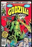 Godzilla #1