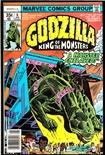 Godzilla #6