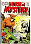 House of Mystery #125