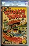 Human Torch #25