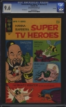 Hanna-Barbera Super TV Heroes #5