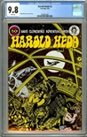 Harold Hedd #2