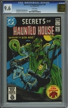 Secrets of Haunted House #36
