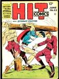 Hit Comics #22