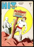 Hit Comics #50