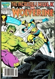 Incredible Hulk and Wolverine #1