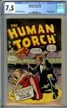 Human Torch #29