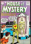 House of Mystery #106