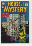 House of Mystery #122