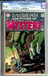 House of Mystery #180