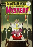 House of Mystery #202