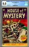 House of Mystery #23