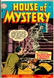House of Mystery #35
