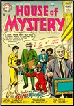 House of Mystery #58