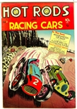 Hot Rods and Racing Cars #2