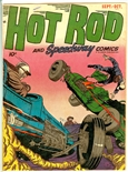 Hot Rod and Speedway Comics #2