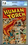Human Torch #21