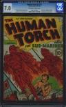 Human Torch #2 (#1)