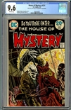 House of Mystery #221