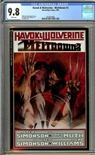 Havok and Wolverine - Meltdown #3