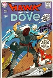 Hawk & Dove #3