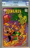 Hawkman #25
