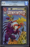 Hawkworld Annual #2