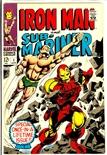 Iron Man and Sub-Mariner #1