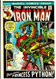 Iron Man #50