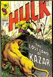 Incredible Hulk #109